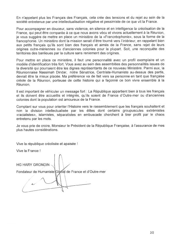 La Francréophonie page 2